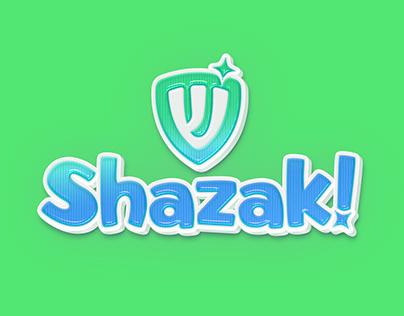 Shazak! - Branding