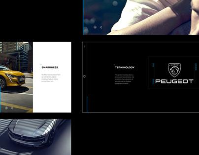 Peugeot Brand Hub
