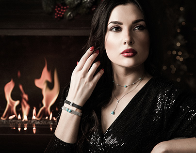 Imseeh jewelry Christmas campaign