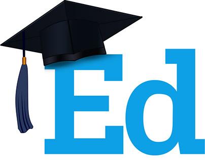 INTERNATIONAL EDUCATION SCHOOL web design & logo design