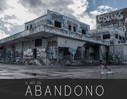 The art of the deserted (graffiti)