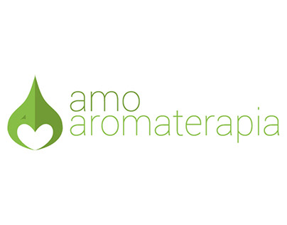 Logotipo AmoAromaterapia