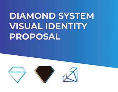 DIAMOND SYSTEM Branding