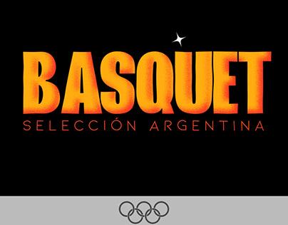 Basquet - Seleccion Argentina