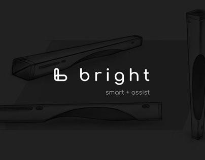 Bright Walking Cane - Smart + Assist