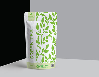 GENOFY GREEN TEA AND BLACK COFFE PROJECT