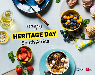 Pick n Pay Heritage Day Campaign 2018