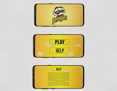 Pringles advergame
