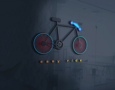Ride Android apps logo design