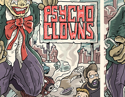 The return of the Psycho Clowns