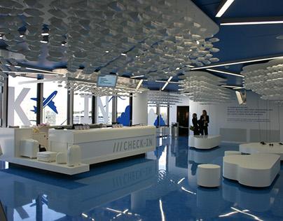 AIRPORT HANNOVER, Welt des Fliegens (Exponate, Filme)