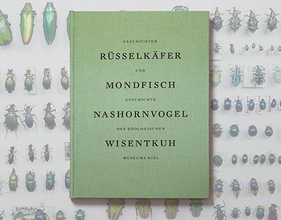 Rüsselkäfer, Mondfisch, Nashornvogel, Wisentkuh