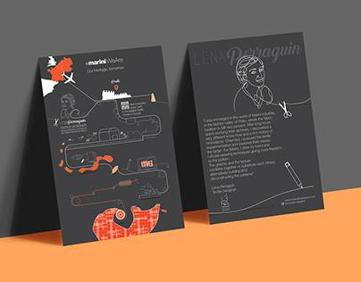 Marini Industrie | graphic design