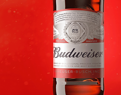 Budweiser Redesigned