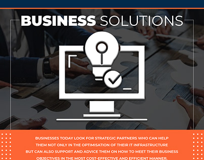 The Most Renowned Business Solutions Firm