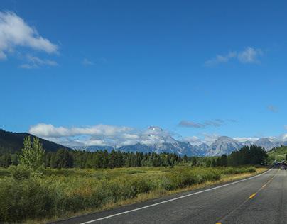 YELLOWSTONE / TETON - Wyoming