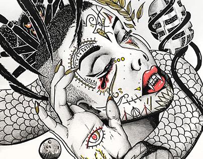 Vinila | Illustration