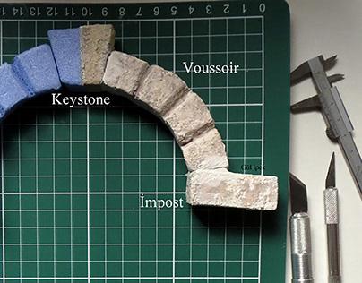 Keystone /Miniature By Gül ipek istanbul