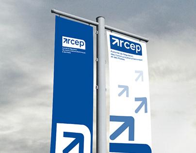 ARCEP - Rebranding