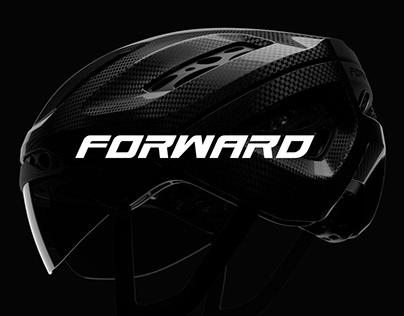 FORWARD - Smart Cycling Helmet