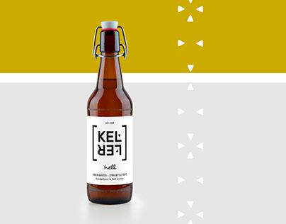Keller – Bier aus Kell