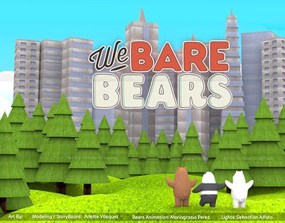 WE BARE BEARS PERU