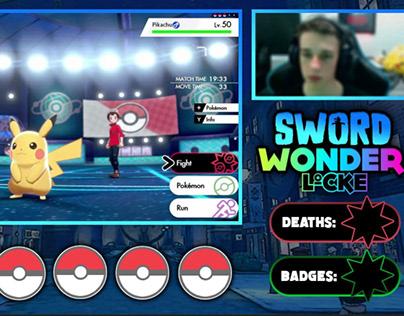 Pokemon twitch overlay