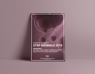STRP Biënnale - Poster