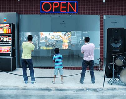 Vídeos em 3D e VFX