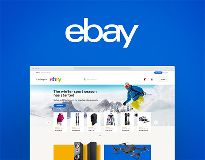 ebay - Reimagining a global e-commerce giant