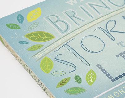 Egmont Catalogue Design
