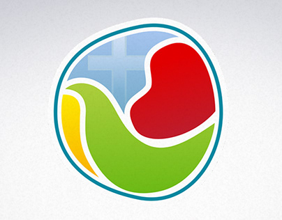 Rosa de Sarom - Conceito do logo
