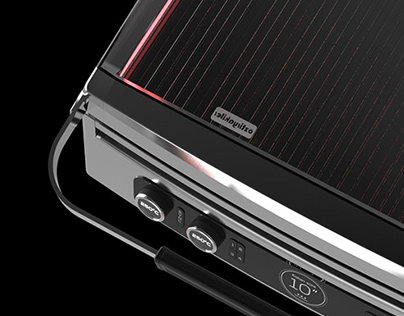 Panini Glass-X   Commercial Panini Grill