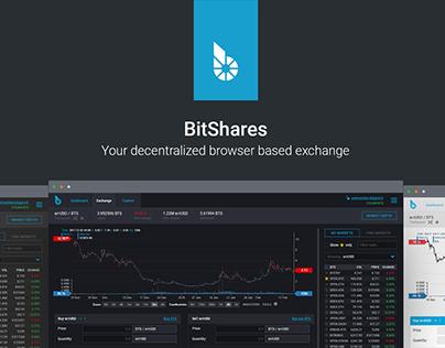 BitShares - Browser based DEX.