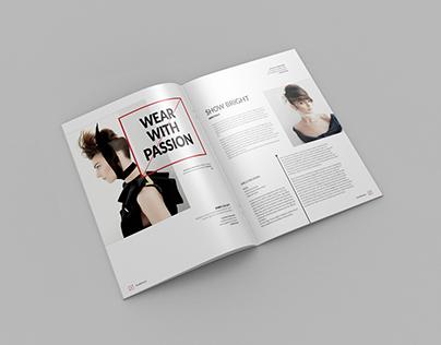 Brochure / Magazine PSD Mock-Ups