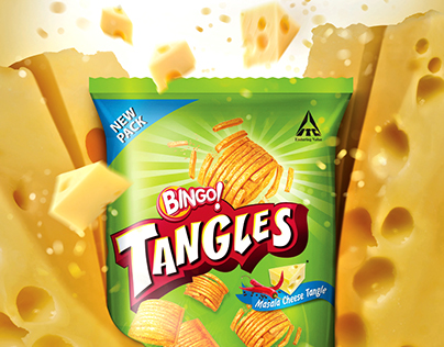Bingo Tangles Poster