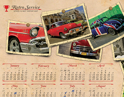 Retro Cars Service