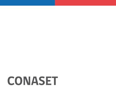 Spot - Conaset, Gobierno de Chile
