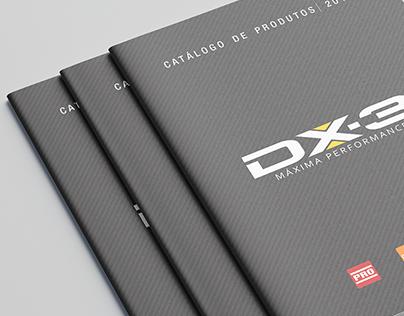 Catálogo de Produtos - DX-3 Máxima Performance