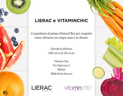 Phyto & Vitaminchic - Event