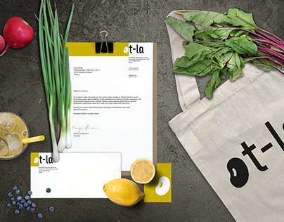 ot-la, Corporate Identity Design
