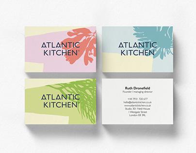 Atlantic Kitchen marketing