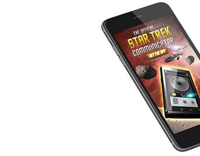 Star Trek Banners