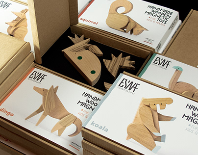 ESNAF Toys / Brand & Packaging design