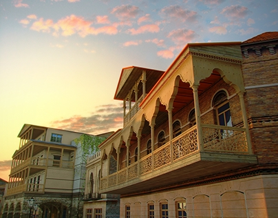 Mirza Shafi - Old Tbilisi Emanation 2008