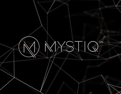Mystiq | Logo animation