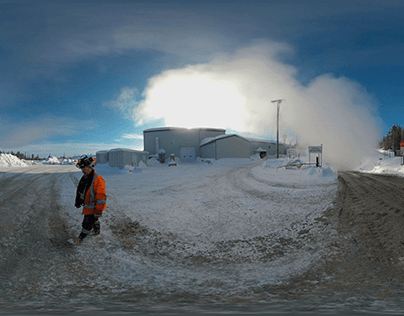 Canadian Mine in 360