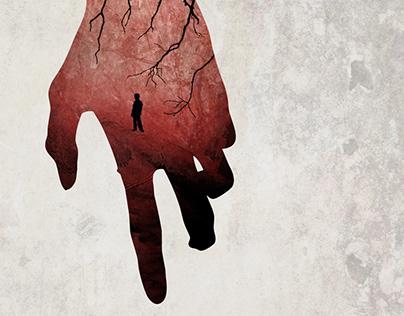 """""""3 días"""" Book Cover Art"""