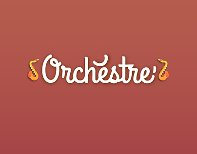 Orchestre: music game for children