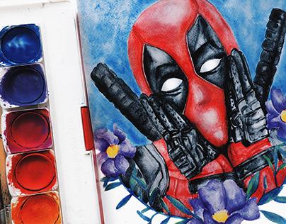 Deadpool - Fanart